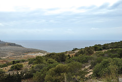 View from Red Tower (milka rabasa) Tags: nikond5000 malta redtower