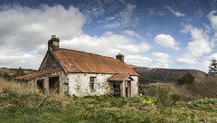 Abandoned revisited April 2016 (Katybun of Beverley) Tags: abandoned broken rural landscape scotland countryside scenery decay cottage ruin scenic scene croft