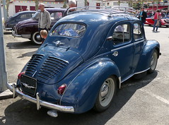 Renault 4 CV (Thethe35400) Tags: auto car automobile voiture coche bil carro bll cotxe