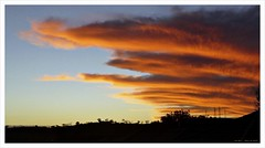 Autumn Sunset Clouds - II (fotograf1v2) Tags: autumn sunset weather clouds skyscape silhouettes australia victoria pakenham luminosity