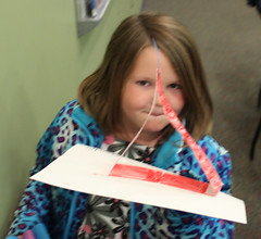 Gorgetown Family Fun Night May 9, 2016 - Paper Sculpture (ACPL) Tags: georgetown geo papersculpture fortwaynein acpl familyfunnight allencountypubliclibrary