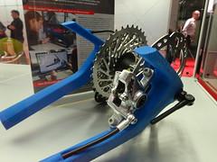 Haibike 3D printing for prototyping (Editor Metaal Magazine) Tags: metal magazine 3d prototyping printing rapid metaal manufacturing 3dprinting additive metaalbewerken