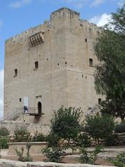 Kolossi Castle (frances.bitter) Tags: castle kolossi