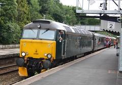 57605 (lazy south's travels) Tags: uk england cornwall britain firstgreatwestern liskeard greatwesternrailway 57605