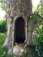 Pooh House (Brian Sawyer) Tags: house tree treehouse pooh winniethepooh