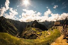 La impresionanate ciudadela de Machupicchu (Roger Alberto!) Tags: travel peru inca cuzco cusco perú machupicchu ciudadela cultura misterio rutas manantial manantiales mistico viajemos