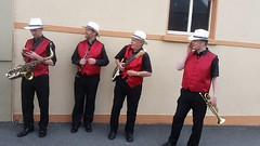 20160606_152556 (Downtown Dixieland Band) Tags: ireland music festival fun jazz swing latin funk limerick dixieland doonbeg