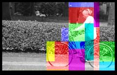JUNI0557 VI (Leopoldo Esteban) Tags: africa brussels woman black bike mujer women belgium belgique african femme bruxelles bici bruselas mujeres belgica femmes afrique africana peul afric africanfashion leopoldoesteban