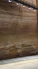 bit.fall by julius popp (idontkaren) Tags: art water museum words video australia mona falling installation tasmania bitfall juliuspopp museumofoldandnewart