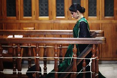 MUJER (N A Y E E M) Tags: shezin wife umar kalam djoba staircase 1stfloor home night candid rabiarahmanlane chittagong bangladesh availablelight indoors