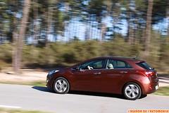 Essai Hyundai i30 CRDI 3
