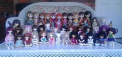 Just the doll babies this time