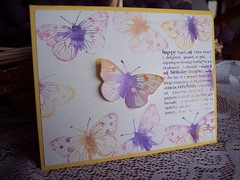 Water butterflies (stamp lover2011) Tags: cl479