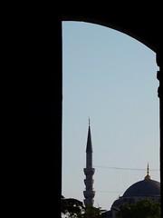 Blue Mosque - Istanbul, Turkey (hellimli) Tags: turkey minaret trkiye istanbul mosque trkei turquia estambul mosque camii moschee  mosk flickrsbest damija moskeija  flickraward  flickrunitedaward flickrtravelaward