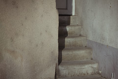 (.philippe.) Tags: shadow stairs grenoble ombre escalier