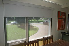 Roller Blind (Blockout & Mesh Fabric)