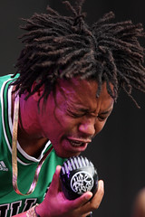 7082362351 6ed5c5bc5d m Rapper Lupe Fiasco Engaged in Anti Obama Rant at StartUp RockOn Inaugural Concert