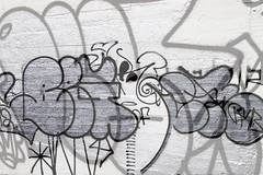 Begr, Chek & Destn (Say Cheese & Die) Tags: sf graffiti bay san francisco exposure double ups area destn throw bmb chek throws throwies begr