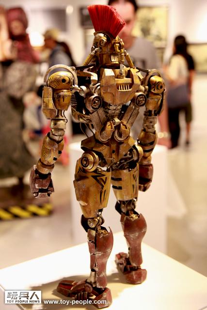 玩具探險隊 in threeA 展覽RVHK!(展覽品篇)
