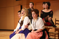 2012 Buchanan Opera (enmugreyhound) Tags: new mexico hall opera university buchanan eastern