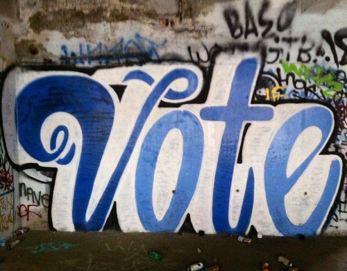 Vote!, From FlickrPhotos