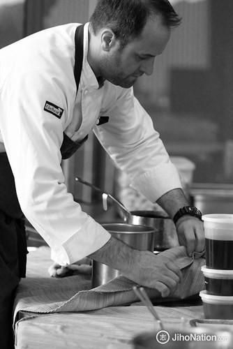 Chef Kevin Miller