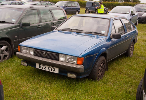 1985 Volkswagen Scirocco GTL - a photo on Flickriver