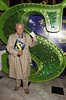 David Jason 'Shrek The Musical' first anniversary performance held at Theatre Royal - Inside London, England