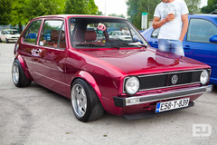 """VW Golf Mk1 • <a style=""""font-size:0.8em;"""" href=""""http://www.flickr.com/photos/54523206@N03/7177265303/"""" target=""""_blank"""">View on Flickr</a>"""