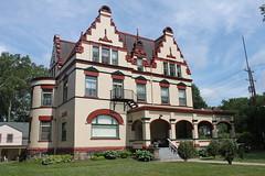 Highland Ave Mansion (joseph a) Tags: house pittsburgh pennsylvania victorian mansion highlandave highlandpark highlandavenue