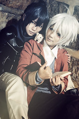 14fb3daa326351 () Tags: cosplay cos no6 shion nezumi