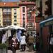 Mercado semanal de los miércoles Ribadesella