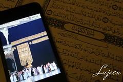 (Lujaen) Tags: islam allah quran koran الكعبه flickrandroidapp:filter=none