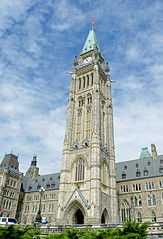 Peace Tower Parliament Buildings (C-Dals) Tags: canada nikon ottawa capital nikkor peacetower parliamentbuildings 1855mmf3556gvr d5100