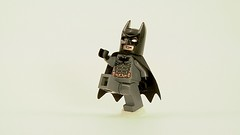 Batman Begins (BrickHero) Tags: dark justice dc lego super trinity hero superhero batman knight minifig minifigs superheroes universe villain league begins 2012 minifigure
