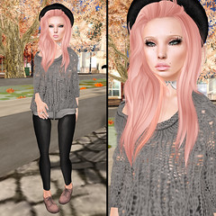 Pink hair! :3 (emmatrue*) Tags: id chemistry lamb medley cultureshock epoque stumblebum marukin fashionablydead glowstudio pididdle lagyo firmna thebodyco collabor88 mijnbotique