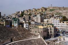 Roman Theatre in Amman (tttske_C) Tags: amman jordan romantheatre ヨルダン アンマン ローマ劇場