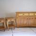 Tomcav AV Cabinet and End Tables