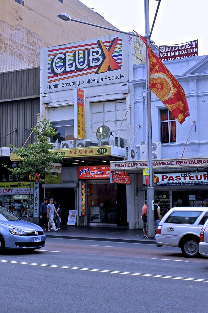 Club x george street