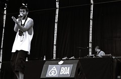 Rayden (Miaw.) Tags: madrid concierto boa rap música rivas rayden auditoriomiguelríos boafest
