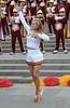 Img284908nx2 (veryamateurish) Tags: london trafalgarsquare cheerleaders band usc universityofsoutherncalifornia girl woman miniskirt