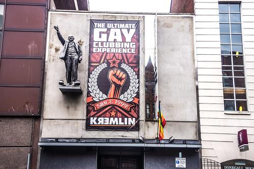 Kremlin Gay Club - Belfast