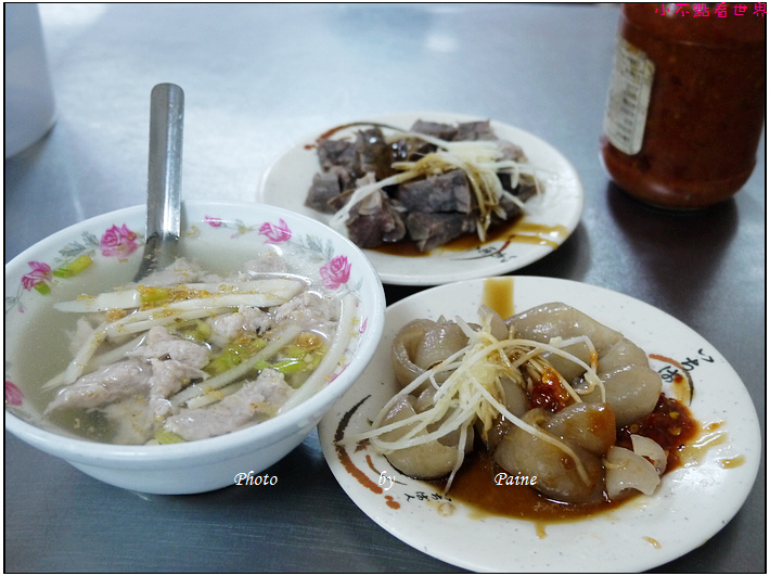 大龍峒肉羹米粉湯 (13).JPG