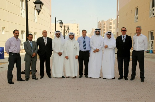 Barwa City Site Visit