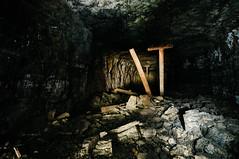 near the mule stalls (Sam Scholes) Tags: old shadow abandoned digital dark underground utah nikon mine historic mining coal mules stalls mule hiawatha d300 kingcoal kingmine usfco unitedstatesfuelcompany mulestalls
