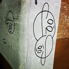 Leroy Drown (billy craven) Tags: art car train graffiti box freight moniker leroydrown uploaded:by=instagram