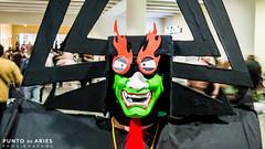 _1160357 (PuntoDeAries Phos-GraphΦs) Tags: aku samuraijack animeboston2014
