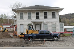 One Week Later (excellence III) Tags: old house 1800s asbestos