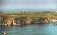 Landing on Alderney (neilalderney123) Tags: airplane landscape aeroplane alderney trislander islandwater 2016neilhoward 2016neilhoward