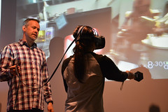 Experimenting With Virtual Reality (Pacific Northwest National Laboratory - PNNL) Tags: doe virtualreality vr mybrotherskeeper departmentofenergy pnnl takeyourkidstoworkday pacificnorthwestnationallaboratory